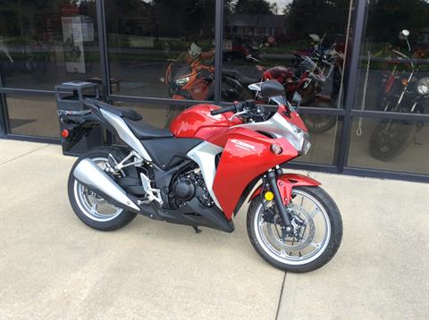2011 Honda CBR®250R in Greensburg, Indiana