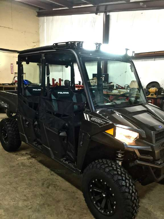 2016 Polaris Ranger Crew 570-4 EPS in Cedar Creek, Texas