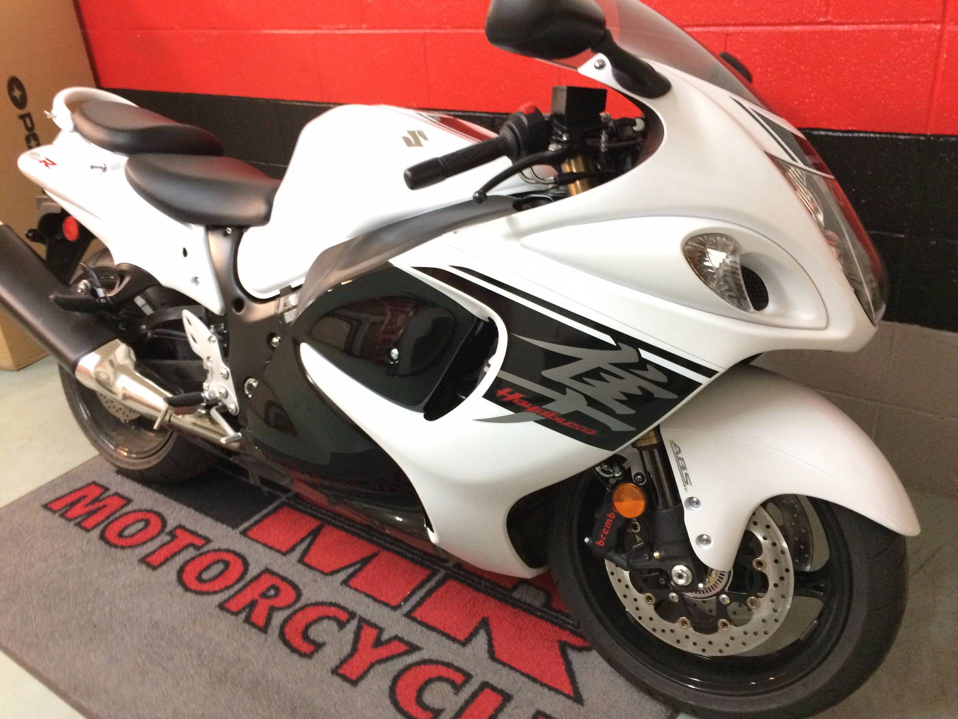 2017 Suzuki Hayabusa in Asheville, North Carolina