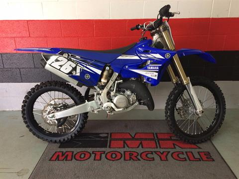 2017 Yamaha YZ125 in Asheville, North Carolina