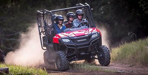 2016 Honda Pioneer 700-4 in Asheville, North Carolina