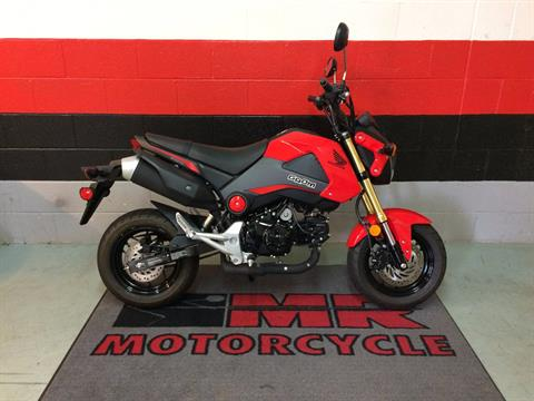 2015 Honda Grom® in Asheville, North Carolina