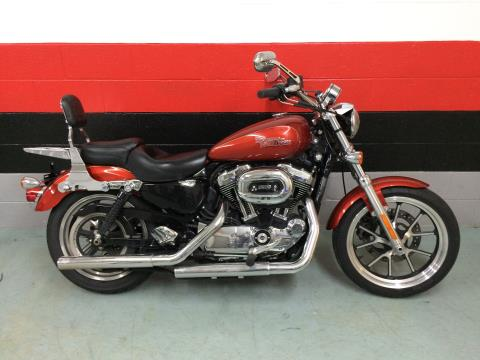 2014 Harley-Davidson XL1200T SuperLow in Asheville, North Carolina