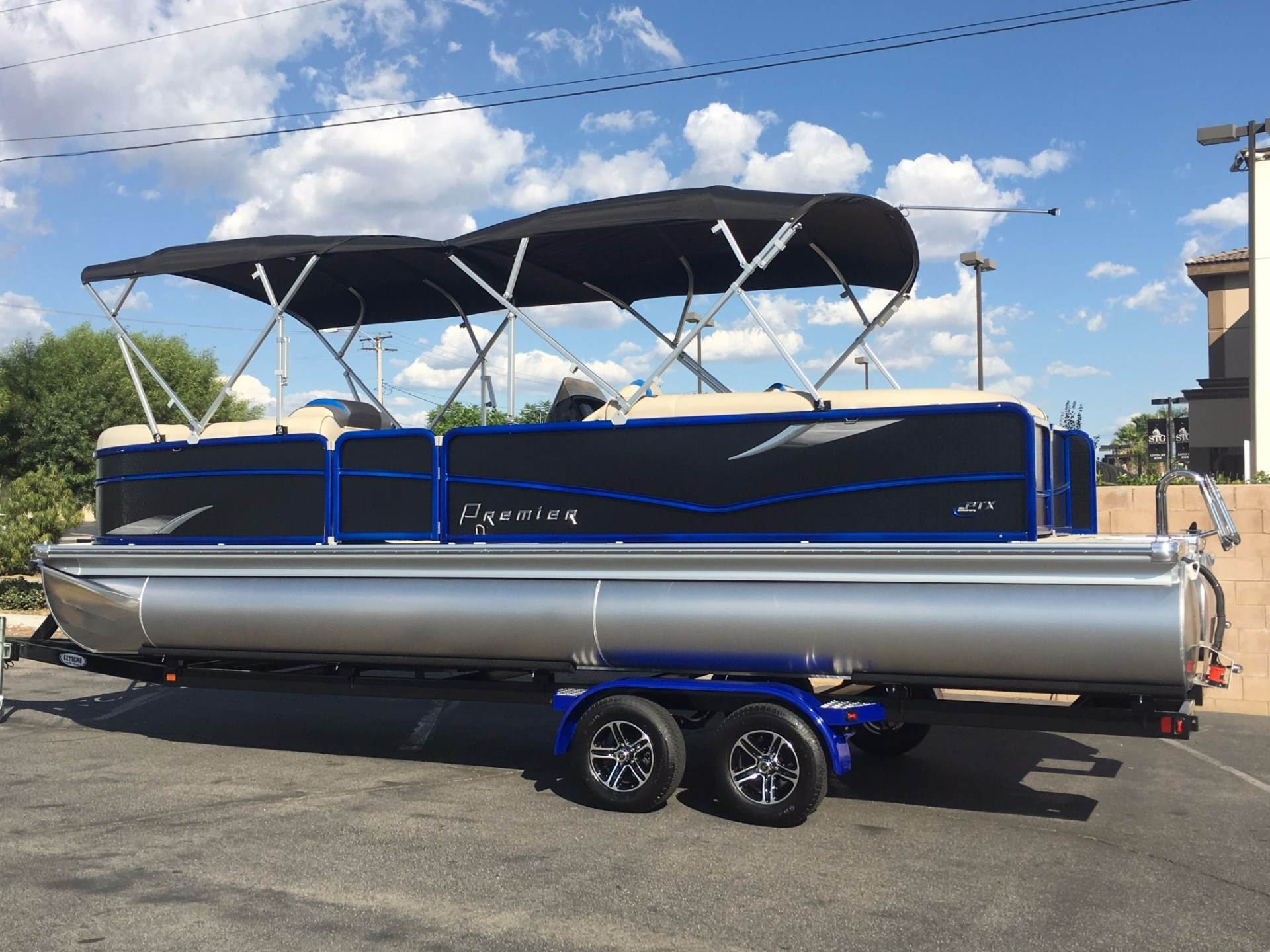 2017 Premier 250 SUNSATION RF in Ontario, California