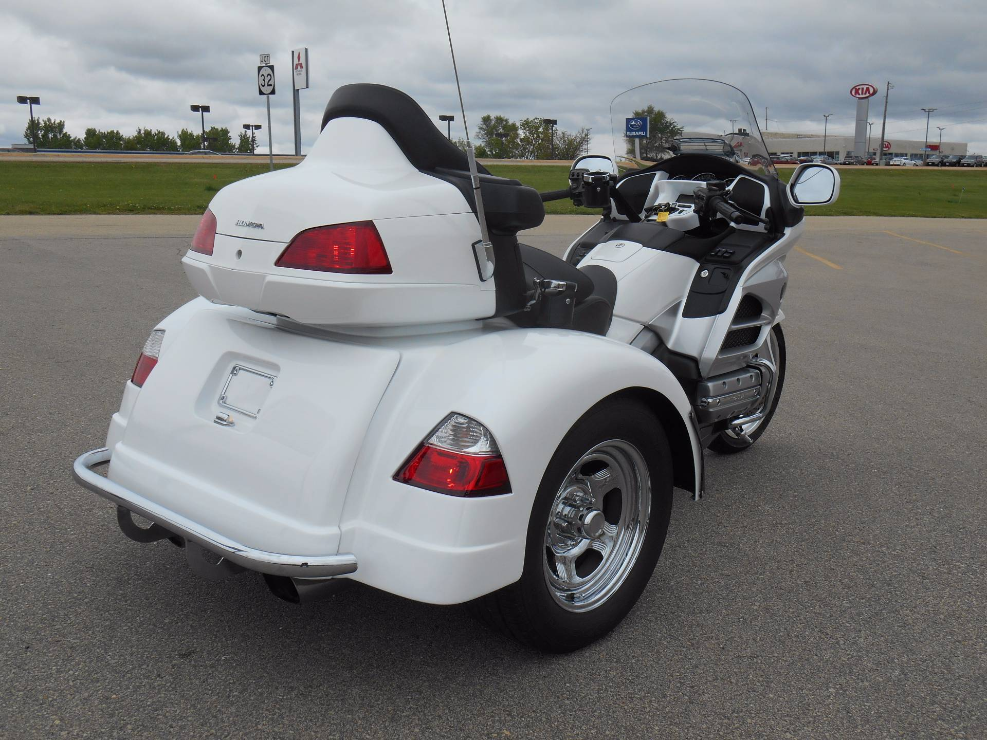 2012 Honda Gold Wing Motor trike in Dubuque, Iowa
