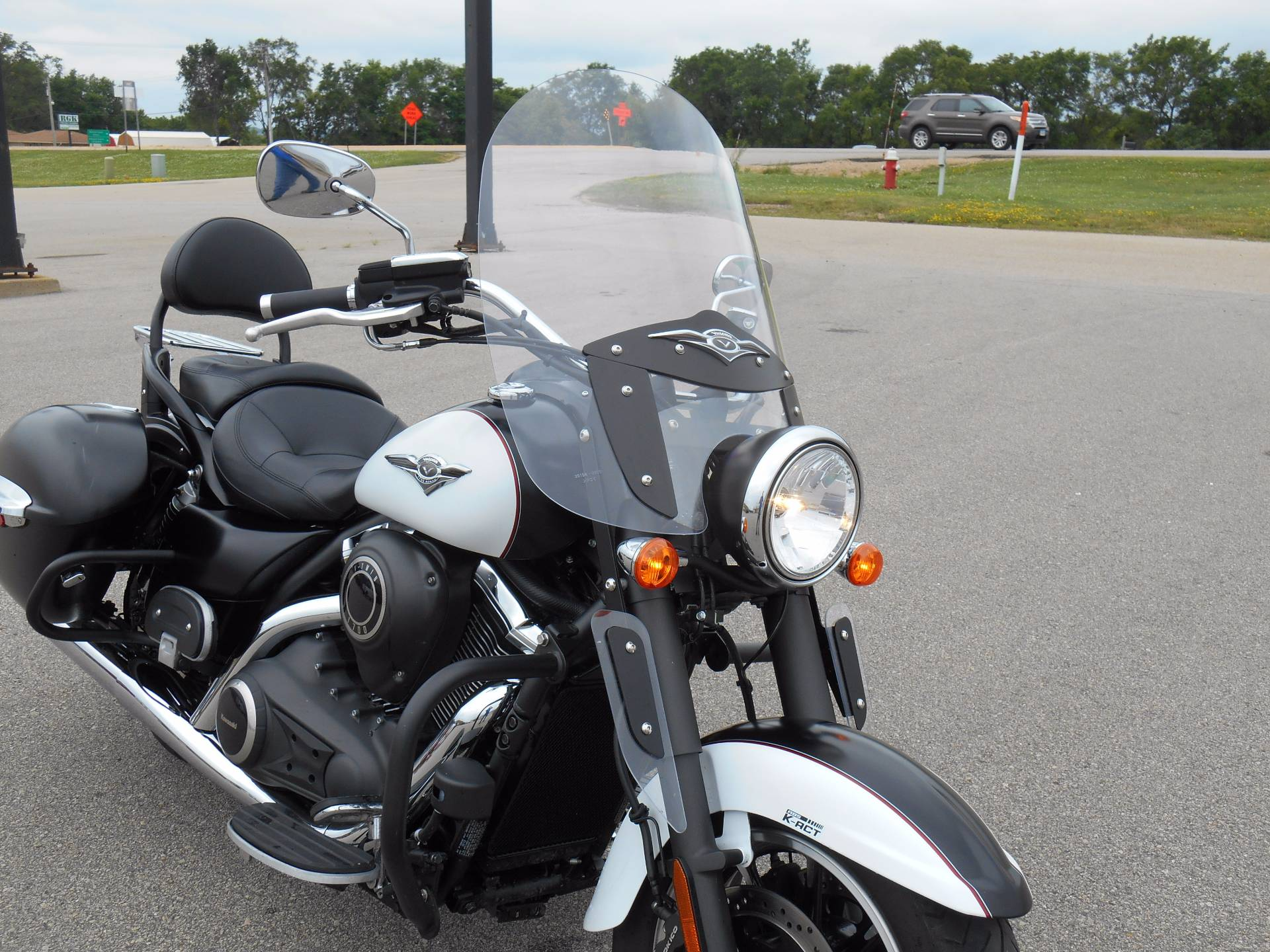 Used 2014 kawasaki vn1700 nomad motorcycles in dubuque ia for Nomad scheduler