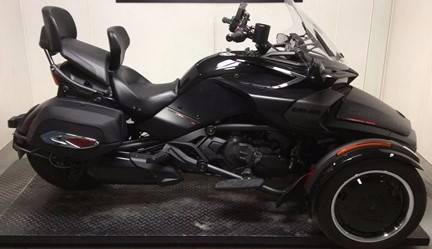 2016 Can-Am Spyder F3-S Special Series in Middletown, New Jersey