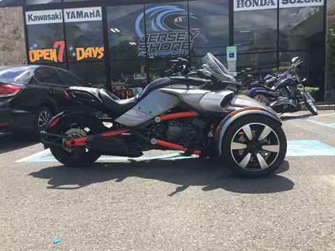 2015 Can-Am Spyder® F3-S SM6 in Middletown, New Jersey