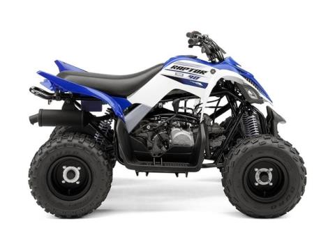 2016 Yamaha Raptor 90 in Middletown, New Jersey