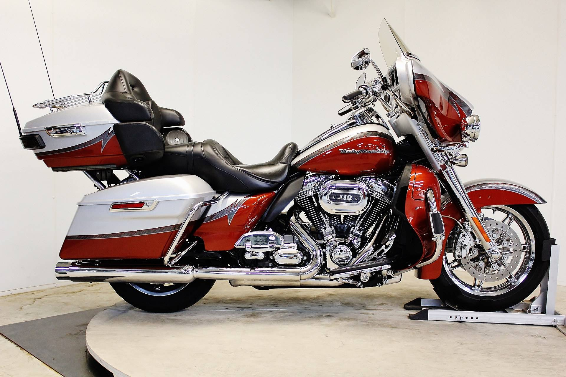 2014 Harley-Davidson CVO™ Limited in Guilderland, New York