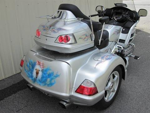 2007 Lehman Trikes/Honda Monarch II for GL1800 Gold Wing in Guilderland, New York