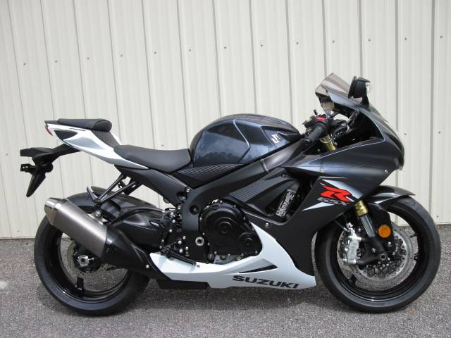 2015 Suzuki GSX-R750 in Guilderland, New York