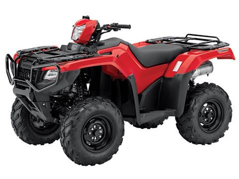 2015 Honda FourTrax® Foreman® Rubicon® 4x4 EPS in Bennington, Vermont