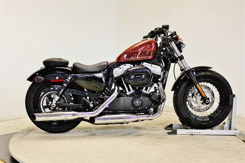 2014 Harley-Davidson Sportster® Forty-Eight® in Pittsfield, Massachusetts