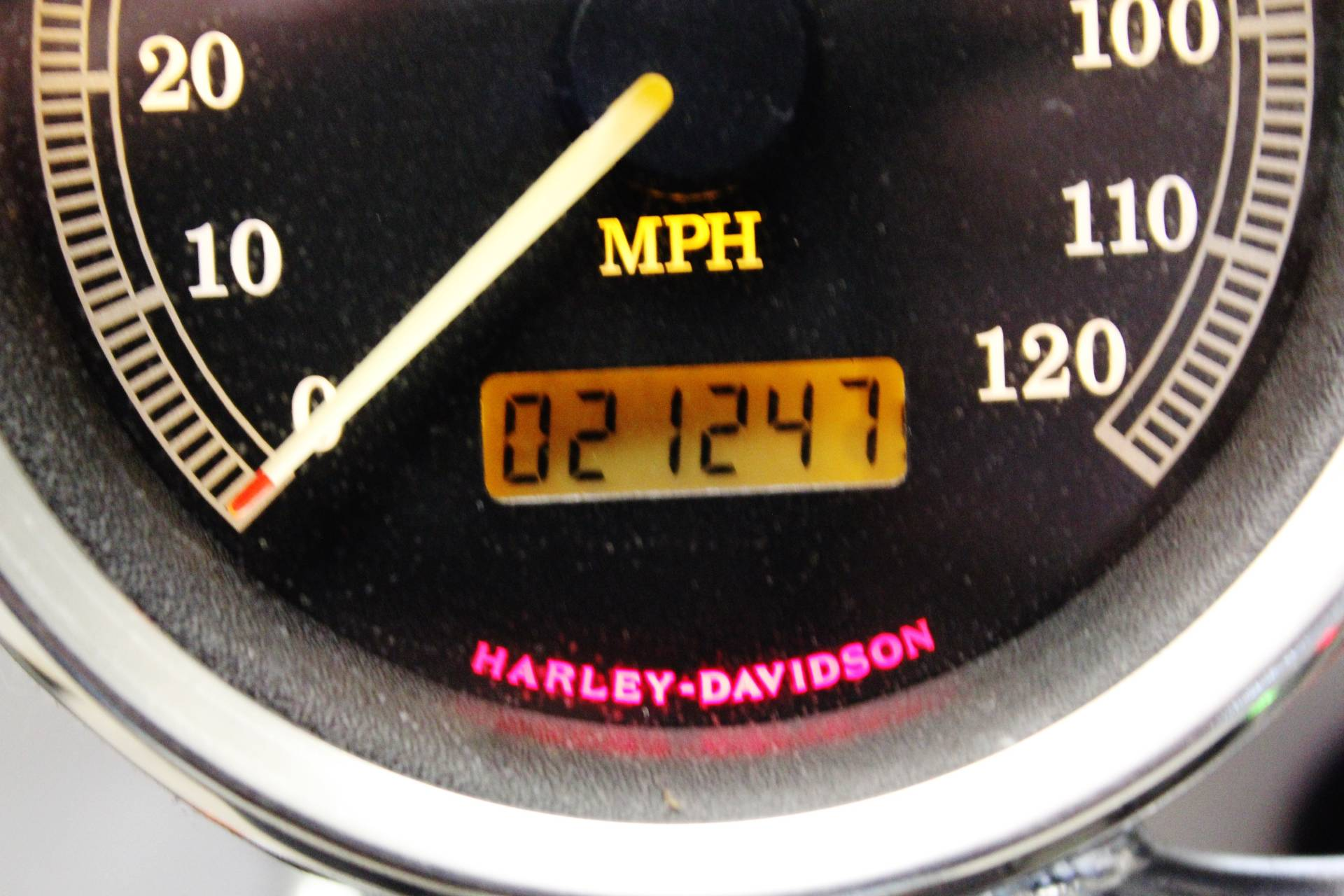 2000 Harley-Davidson Xl1200 in Pittsfield, Massachusetts