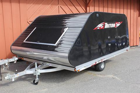 2016 Triton Trailers XT11-101 SQ in Pittsfield, Massachusetts