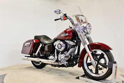 2015 Harley-Davidson Switchback™ in Pittsfield, Massachusetts