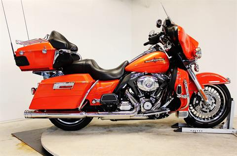 2012 Harley-Davidson Electra Glide® Ultra Limited in Pittsfield, Massachusetts