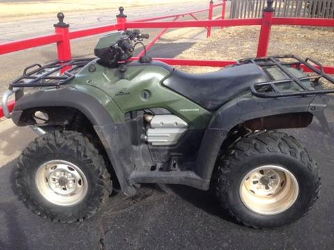 2005 Honda Rubicon in Amarillo, Texas
