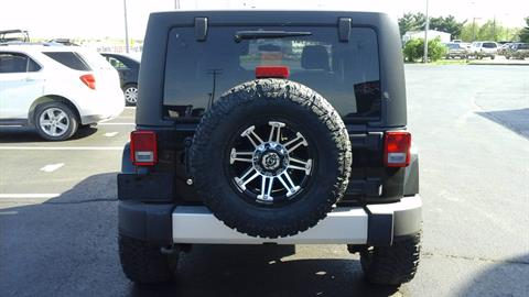 2012 Jeep WRANGLER UNLIMITED SAHARA in Ozark, Missouri