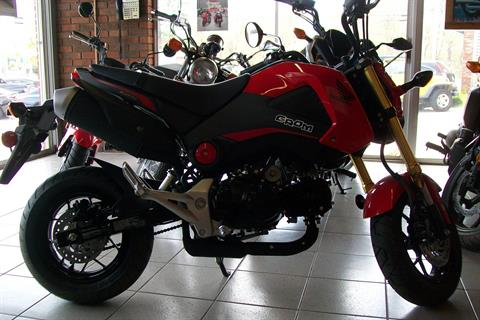 2015 Honda Grom® in Weymouth, Massachusetts