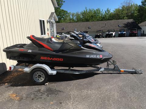 2014 Sea-Doo GTX Limited 215 in Laconia, New Hampshire