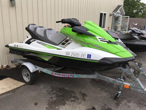 2016 Yamaha FX Cruiser HO in Laconia, New Hampshire