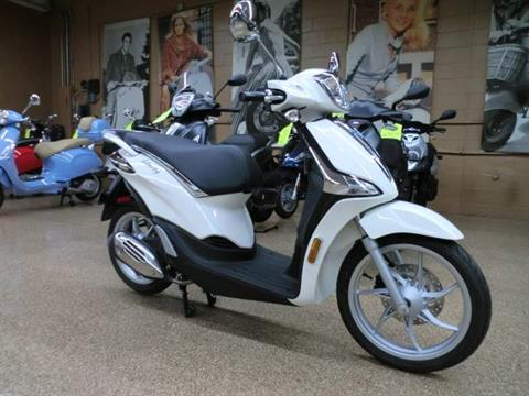 2017 Piaggio Liberty 50 iGet ei in Downers Grove, Illinois