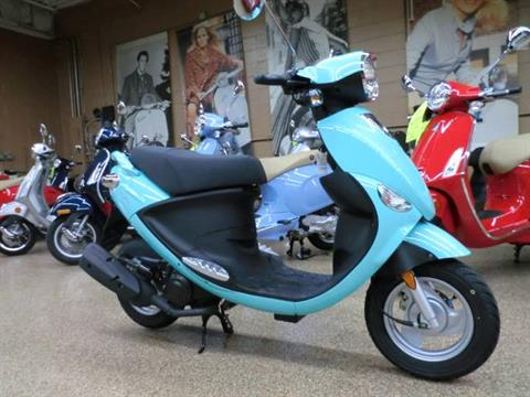 2017 Genuine Scooters Buddy 50 in Downers Grove, Illinois