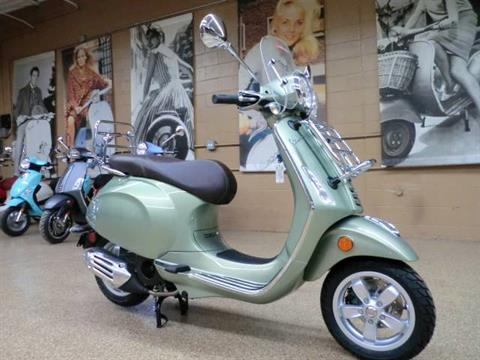 2018 Vespa Primavera 150 ABS Touring in Downers Grove, Illinois