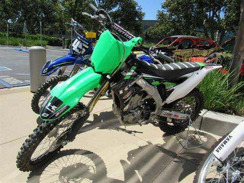 2014 Kawasaki KX™450F in Irvine, California