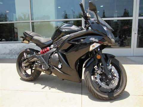 2012 Kawasaki Ninja® 650 in Irvine, California
