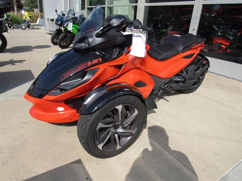 2014 Can-Am Spyder® RS-S SM5 in Irvine, California