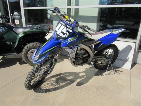 2015 Yamaha YZ250F in Irvine, California