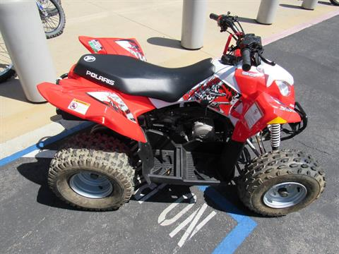 2008 Polaris Outlaw™ 90 in Irvine, California