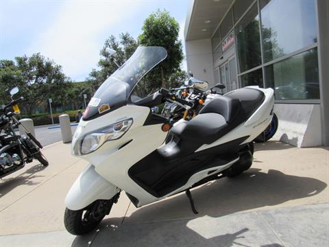 2012 Suzuki Burgman™ 400 ABS in Irvine, California