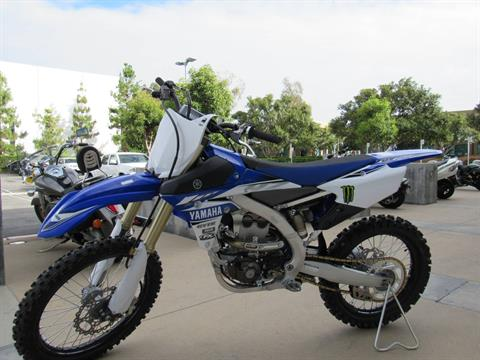 2017 Yamaha YZ250F in Irvine, California
