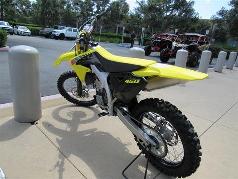 2017 Suzuki RM-Z450 in Irvine, California