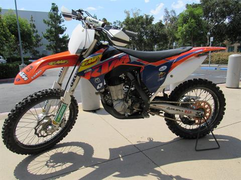 2013 KTM 450 SX-F in Irvine, California