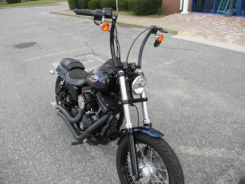 2013 Harley-Davidson Dyna® Street Bob® in Derry, New Hampshire