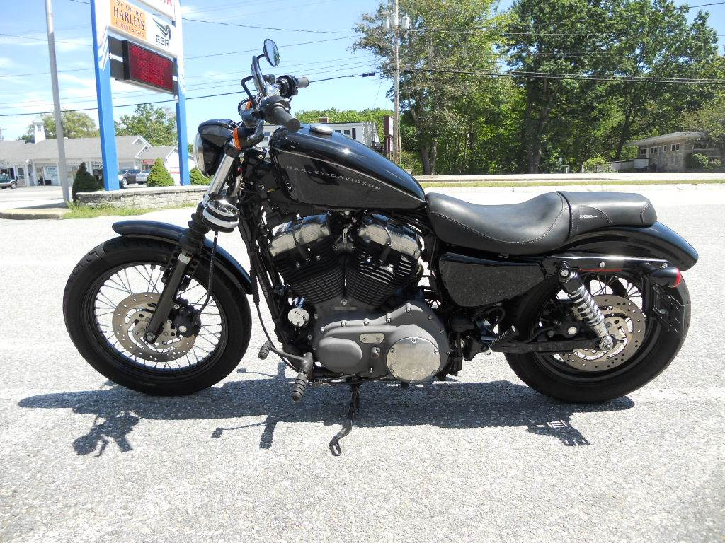 2007 Harley-Davidson Sportster® 1200 Nightster™ in Derry, New Hampshire