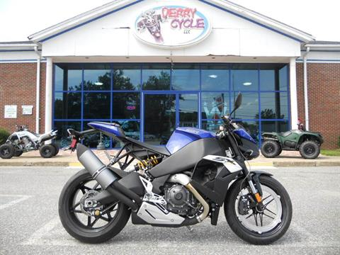2014 Erik Buell Racing 1190SX in Derry, New Hampshire