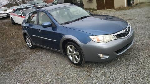 2009 Subaru Impreza Outback Sport wagon manual 5 sprrd in Harmony, Pennsylvania