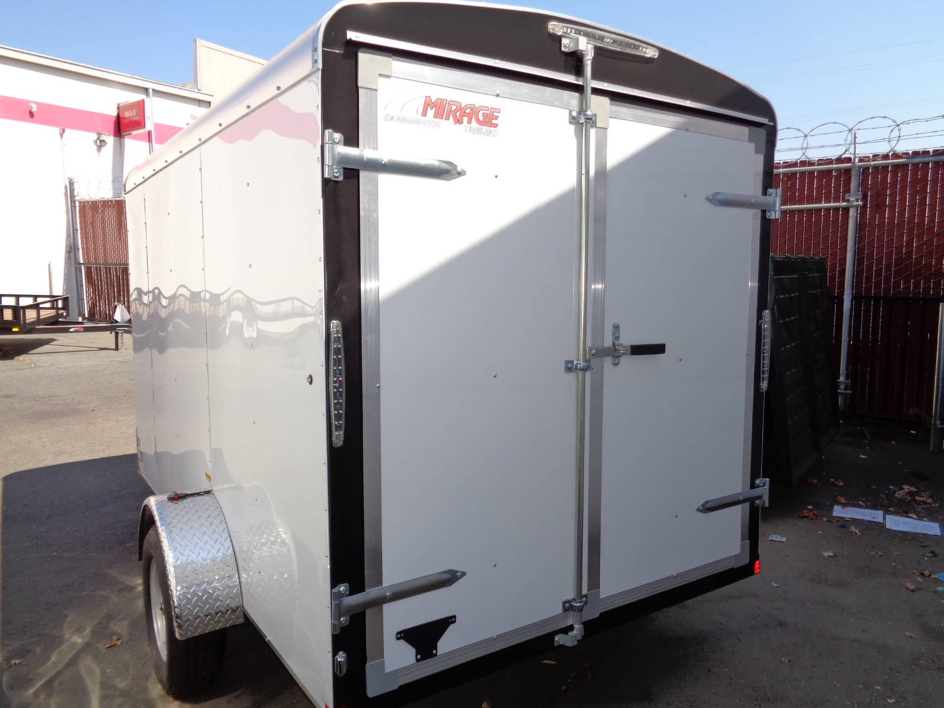 2017 Mirage Trailers MXPO610SAW in Sacramento, California