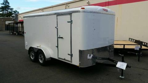2016 Mirage Trailers XCEL CARGO 7X14 TANDEM in Sacramento, California