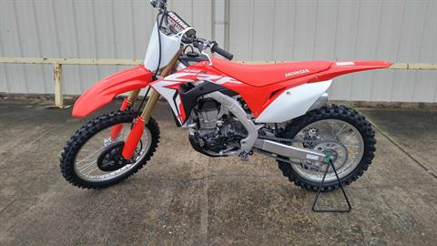 2017 Honda CRF450R in Pasadena, Texas
