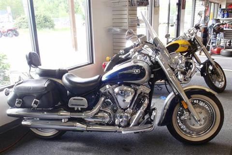 2007 Yamaha Road Star Silverado® in Barrington, New Hampshire