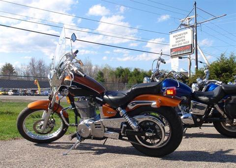 2012 Suzuki Boulevard S40 in Barrington, New Hampshire