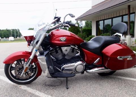 2012 Victory Cross Roads® in Barrington, New Hampshire