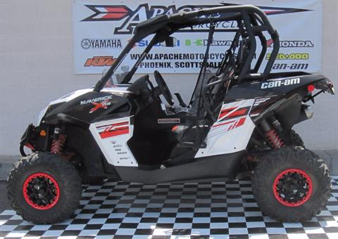 2014 Can-Am Maverick™  X® rs DPS™  1000R in Phoenix, Arizona